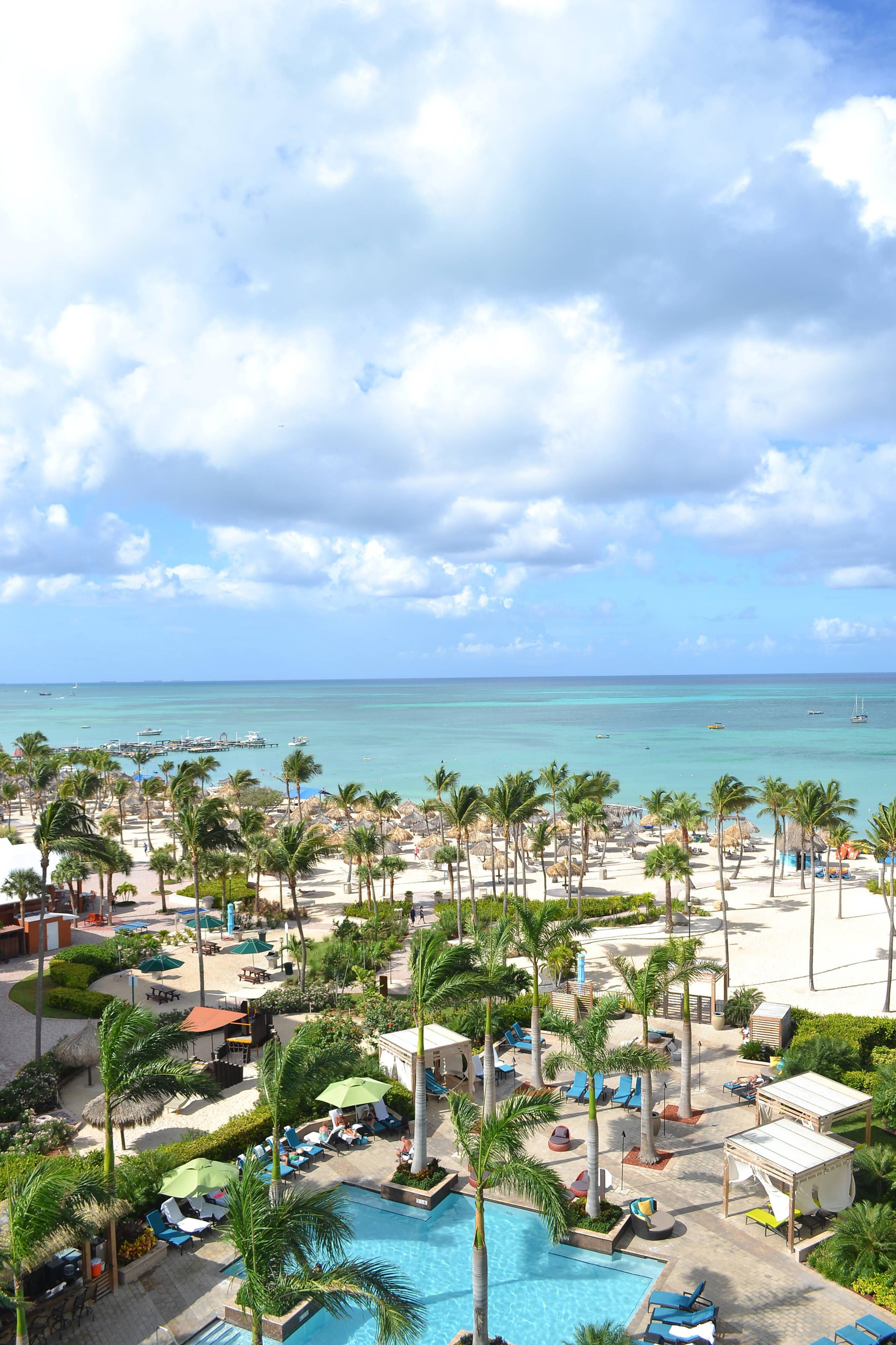 Aruba Inclusive Tradewinds