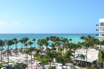 Aruba Marriott Resort View