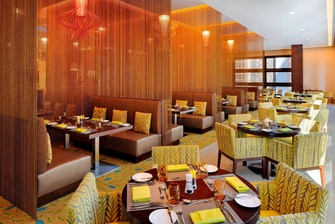 hotel restaurants in abu dhabi