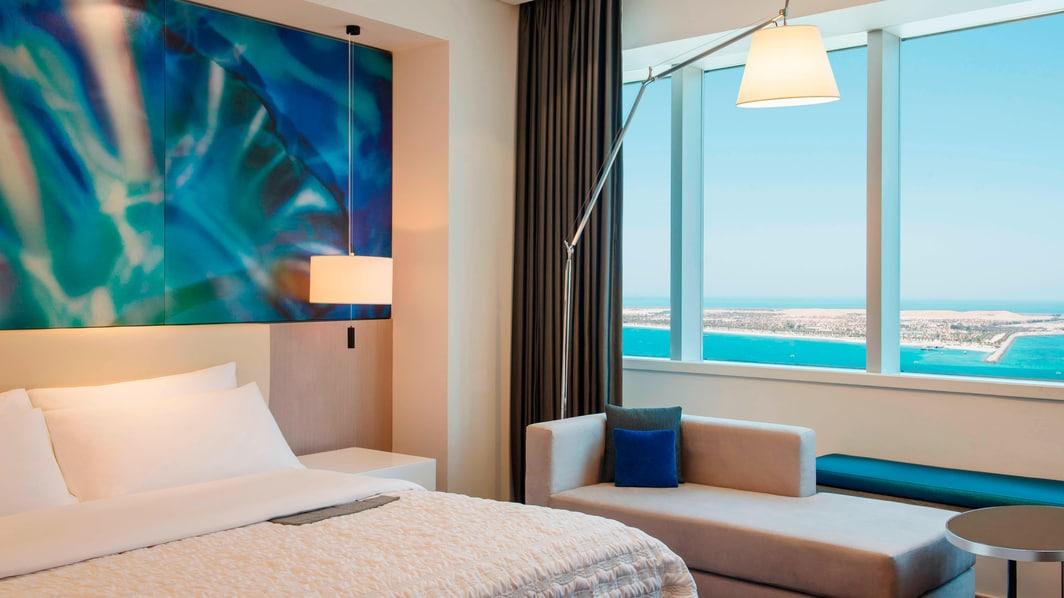 Deluxe Room - Sea View