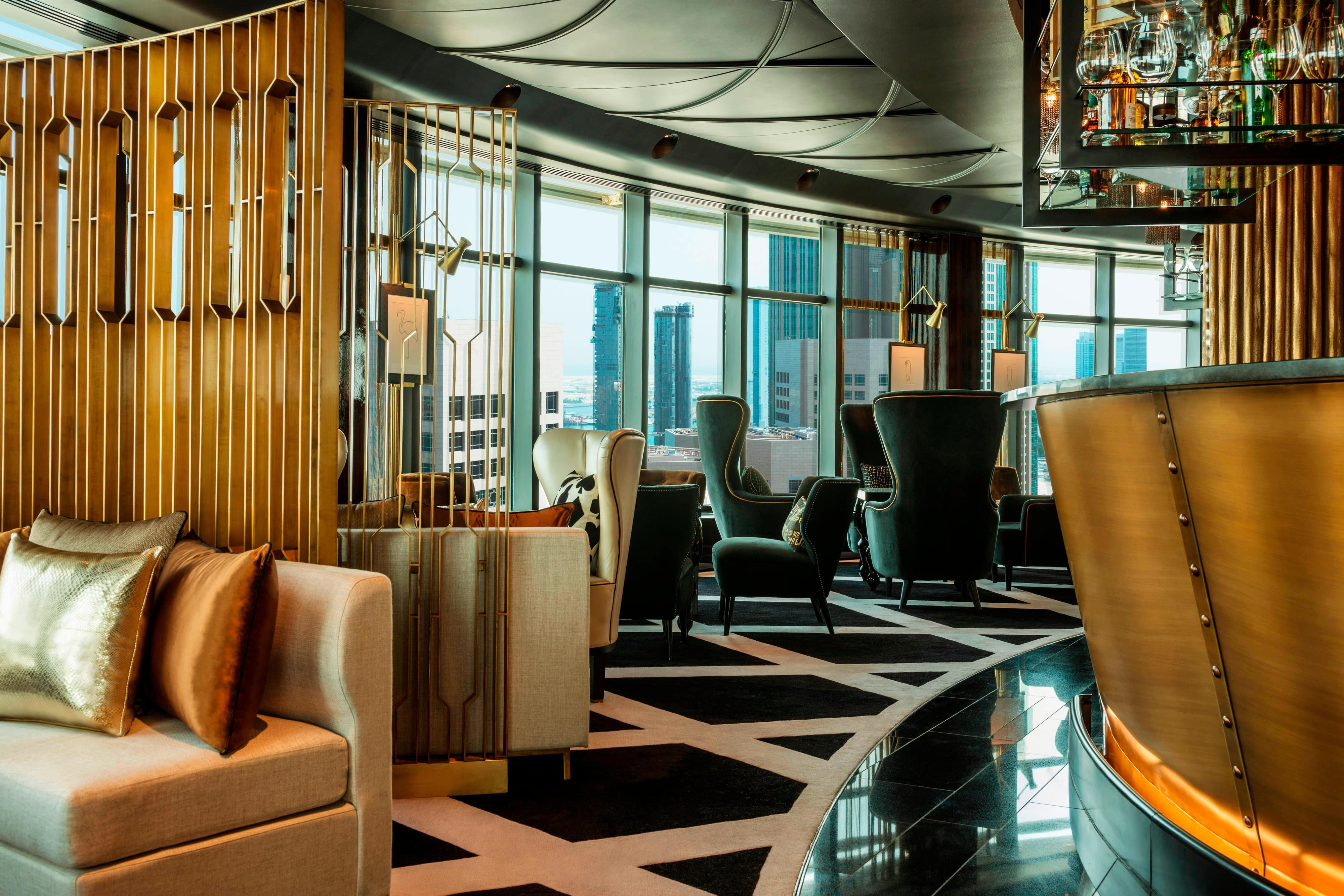Revolving Lounge Bar and Grill