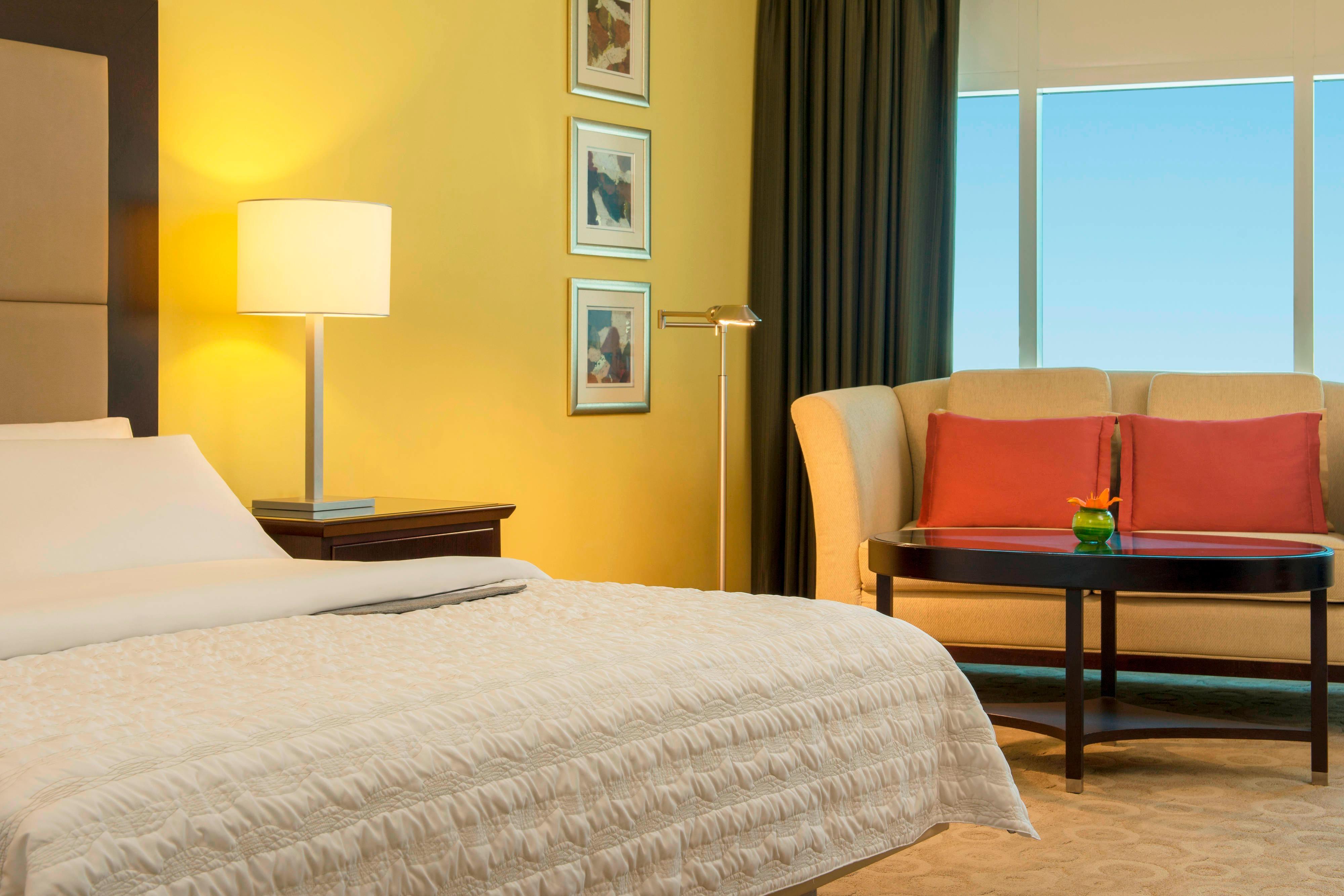 Royal Club Suite - Bedroom