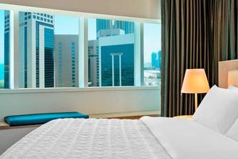 Suite Deluxe - Camera da letto