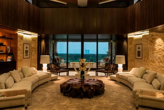 Presidential Suite - Reception Room