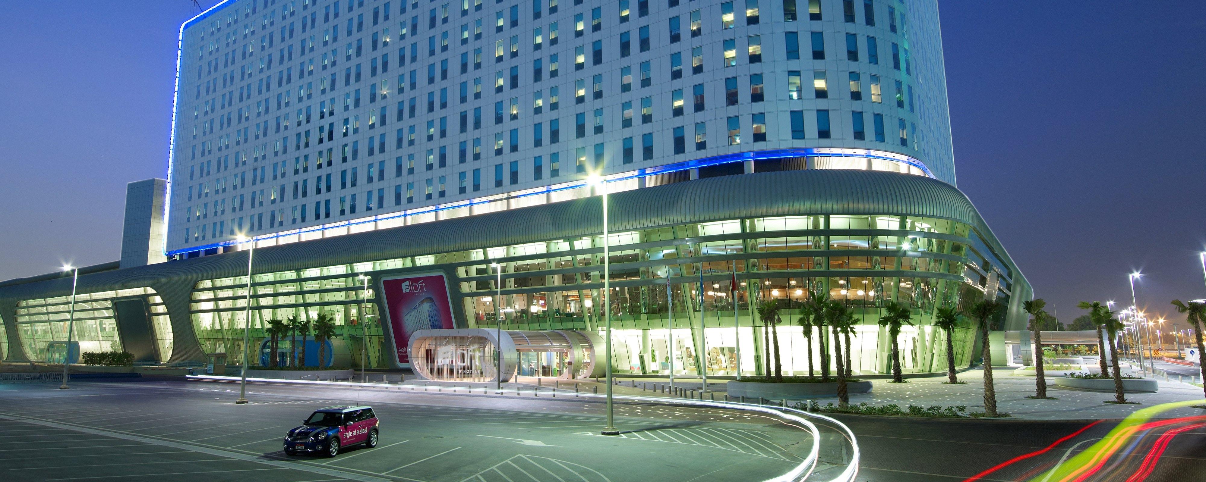 Boutique Hotel in Abu Dhabi | Aloft Abu Dhabi