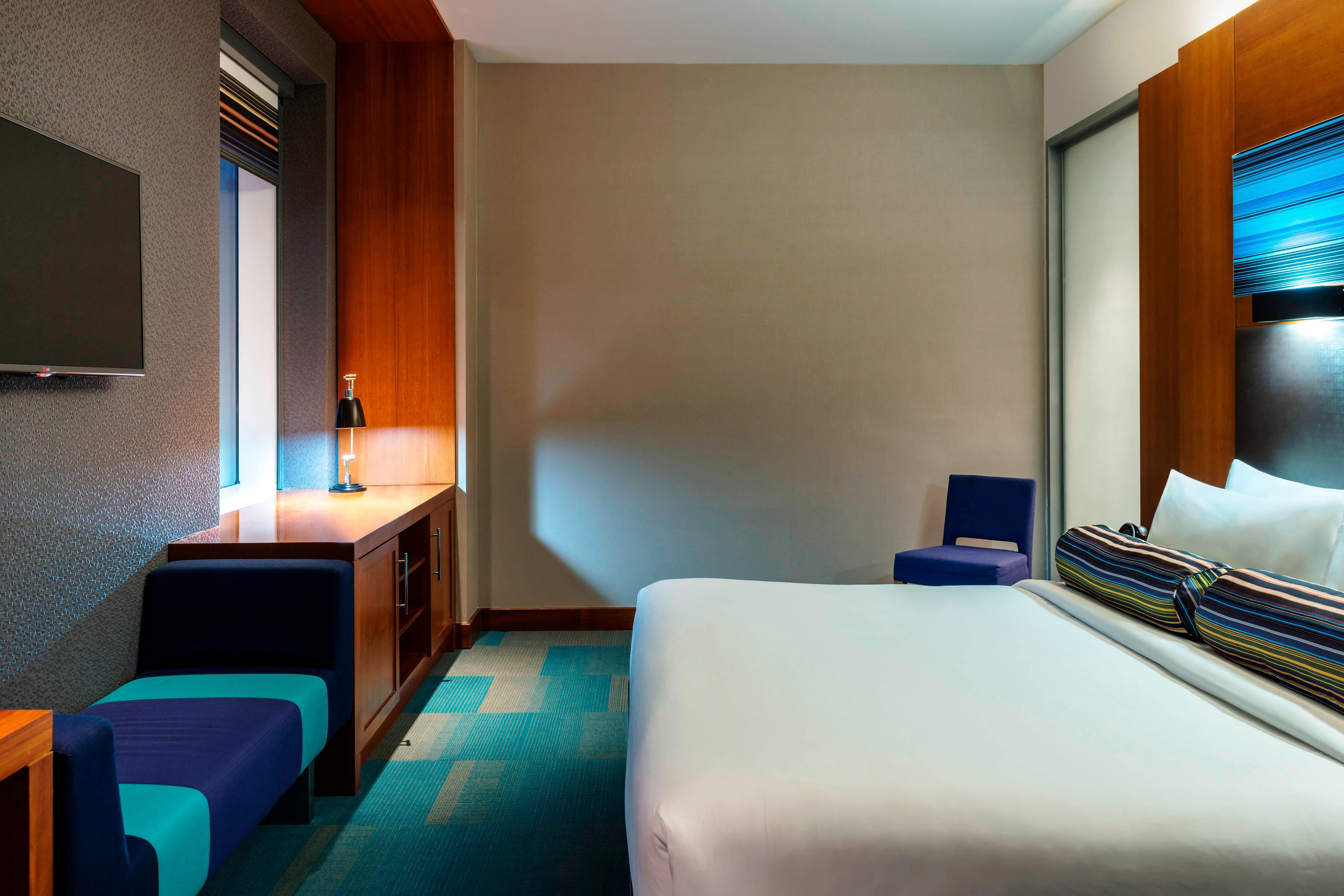 Quarto Aloft King