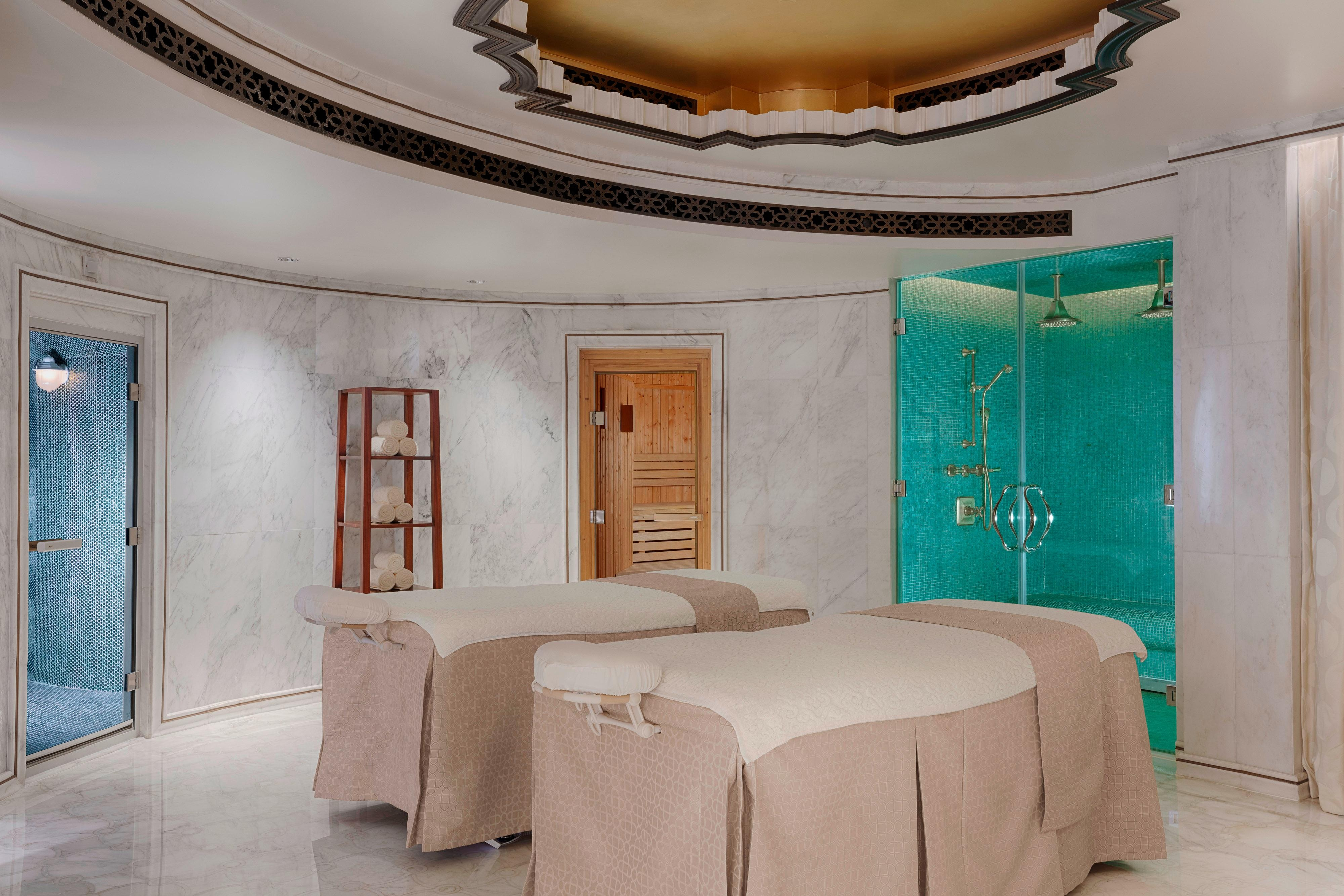 Abu Dhabi Suite - Private Spa