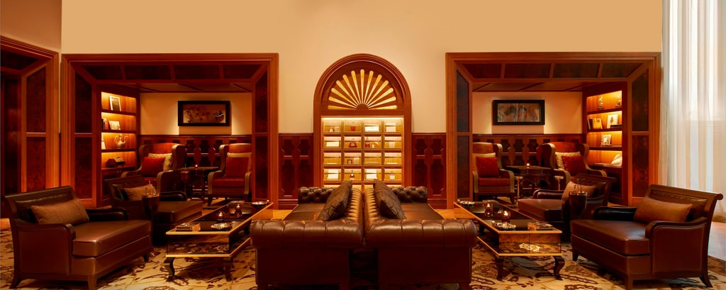 The St. Regis Bar - Cigar Lounge