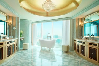 Al Manhal Suite - Bathroom