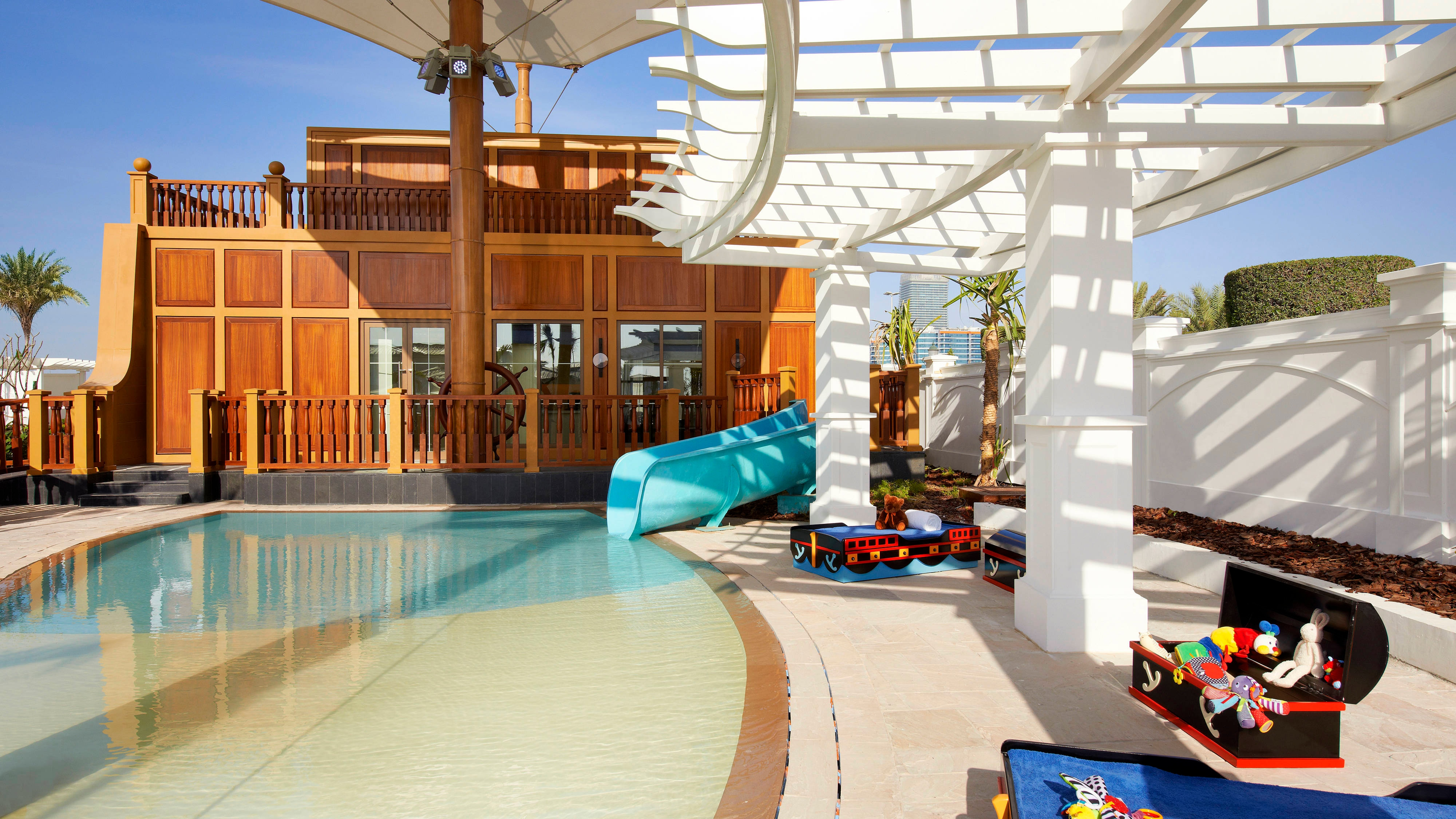 Nation Riviera Beach Club - Treasure Island