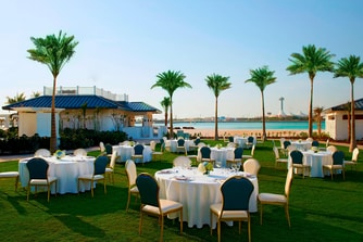 Nation Riviera Beach Club - Event Lawn