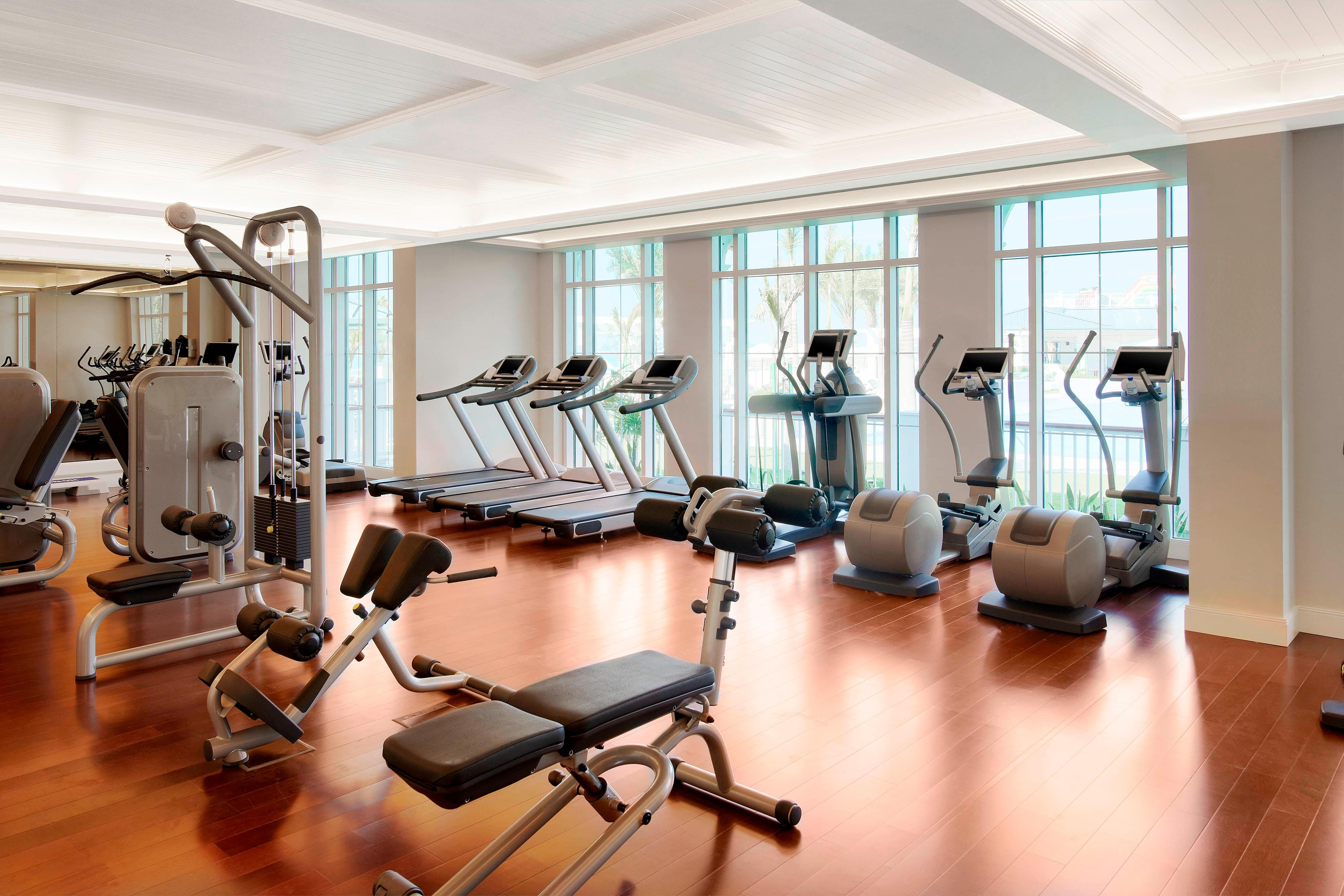 Nation Riviera Beach Club - Exercise Room