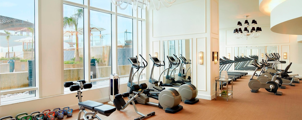 Nation Riviera Exercise Room