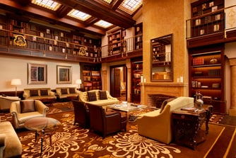 The St. Regis Bar - Library