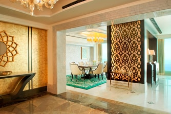 Al Manhal Suite - Entrance Hall
