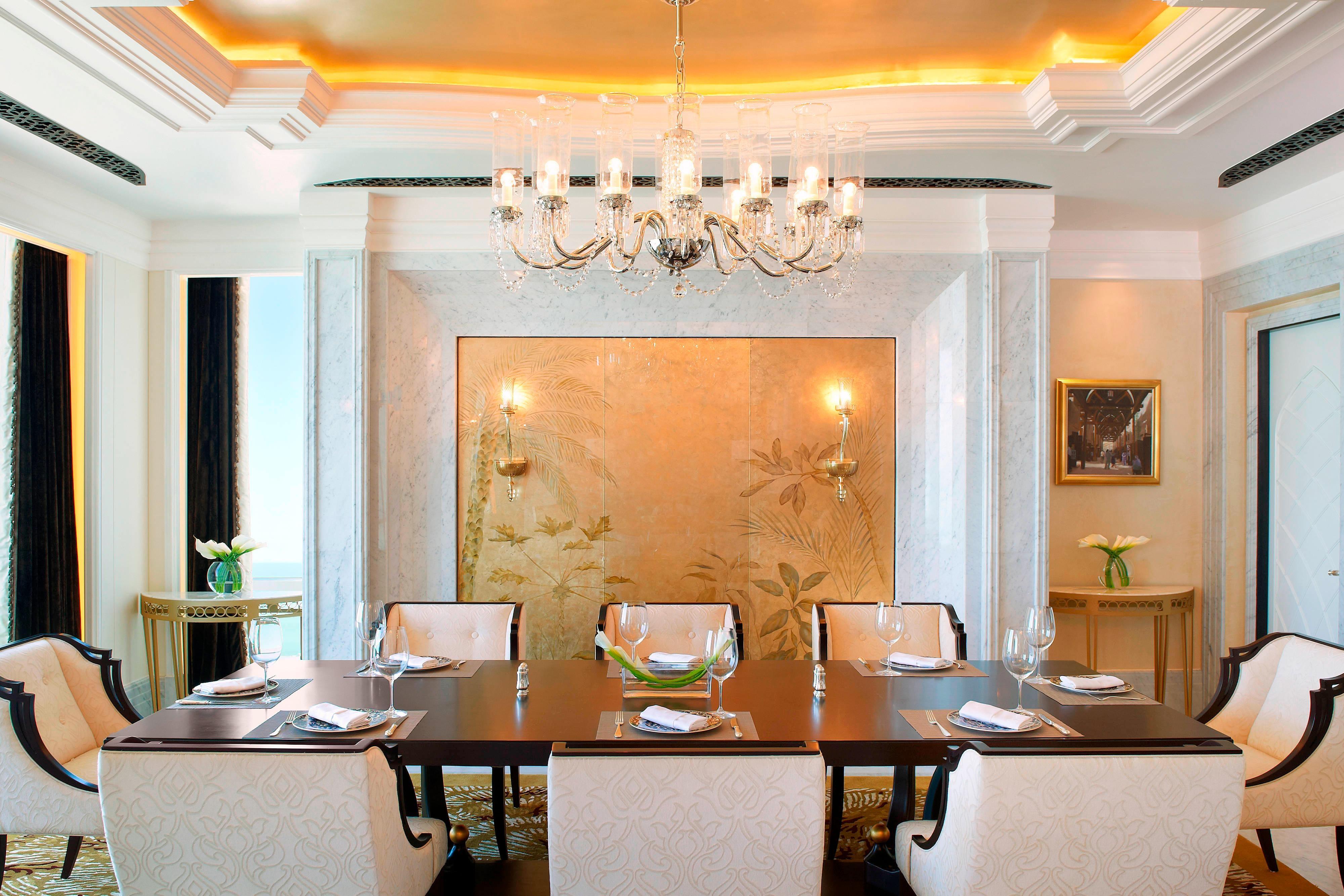 Al Hosen Suite - Dining Room