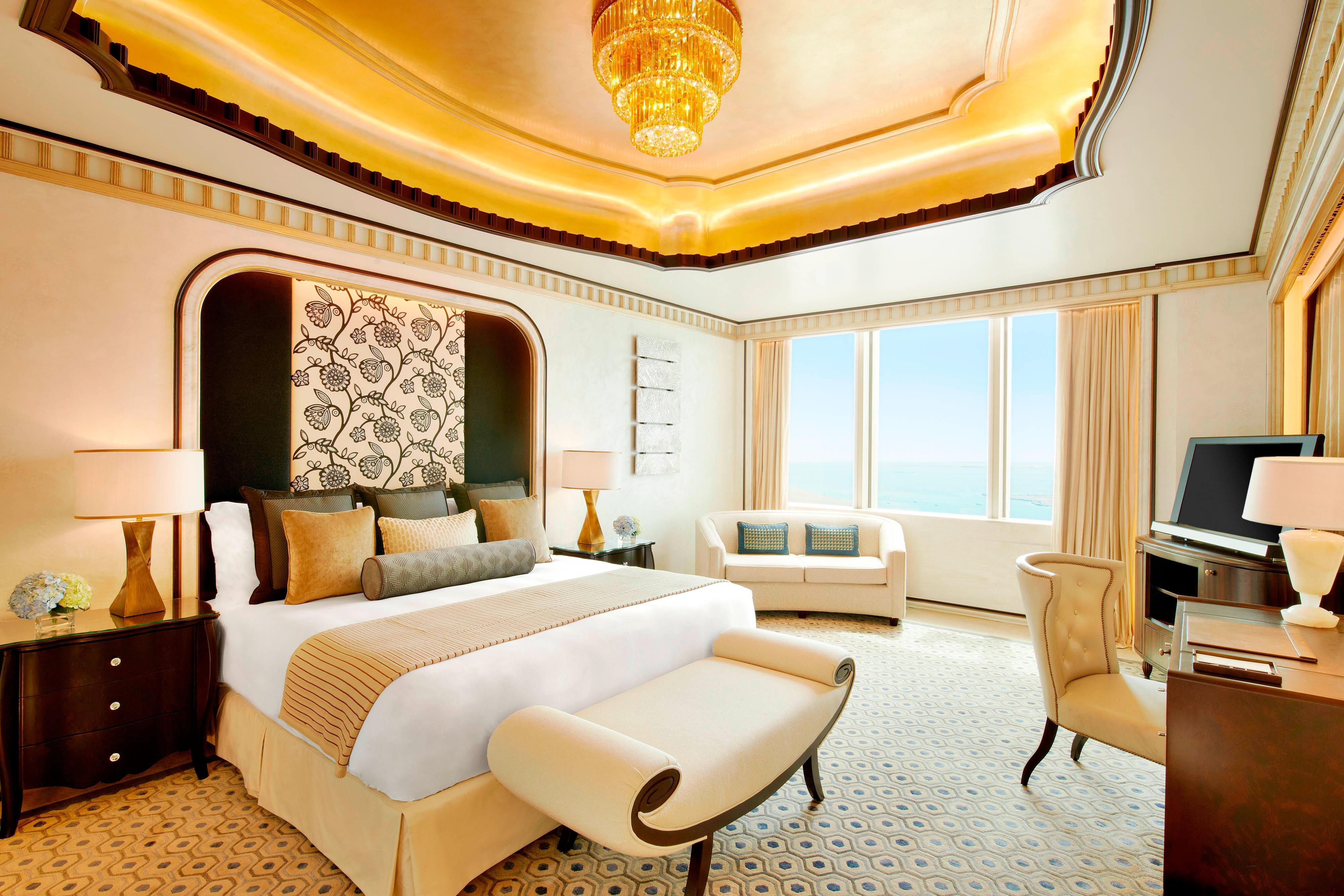 Abu Dhabi Suite - Bedroom