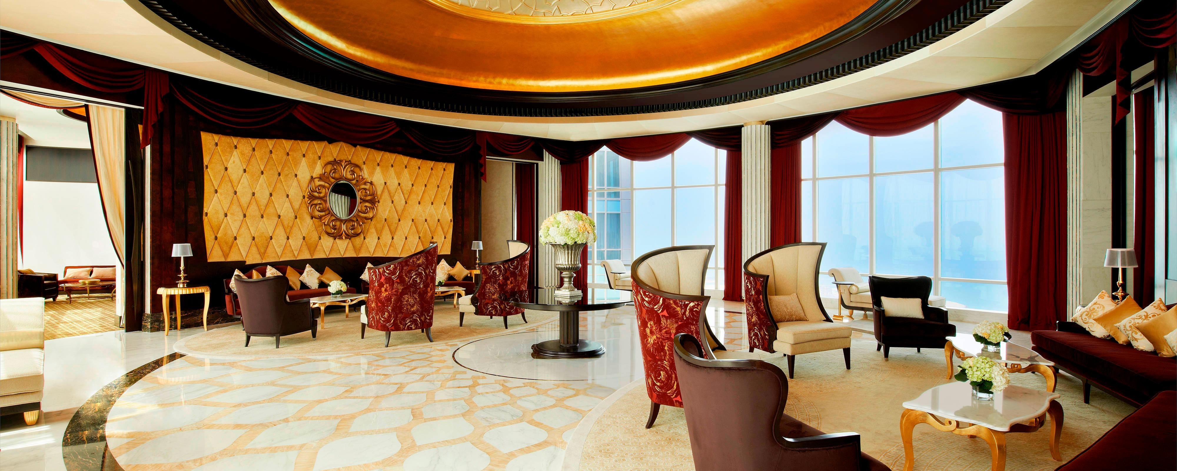Abu Dhabi Suite - Majlis