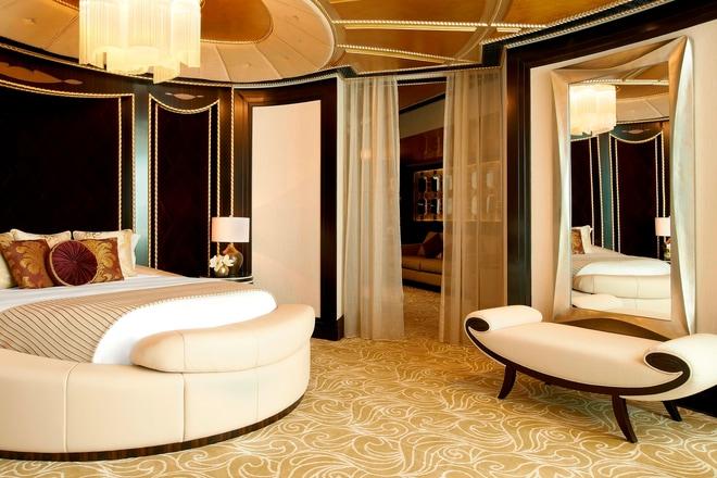 Abu Dhabi Suite - Master Suite
