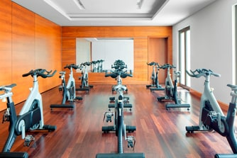 St Regis Athletic Club Spinning classes