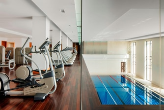 St Regis Athletic Club Treadmill