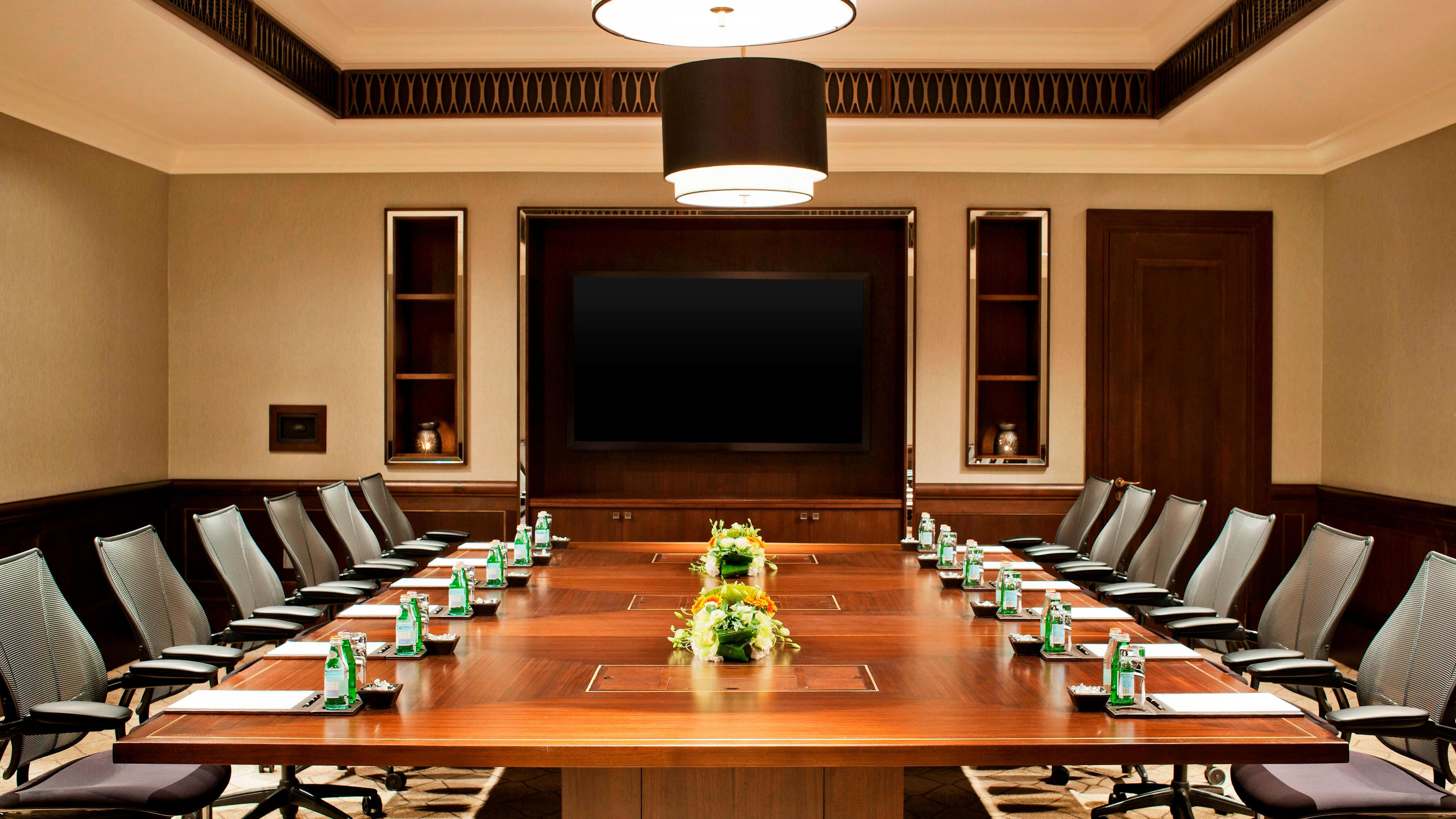 The Regal Ballroom - Boardroom