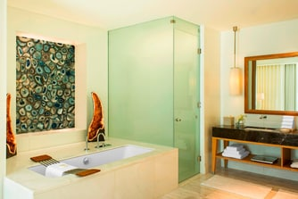 Contemporary Spa Suite - Bathroom