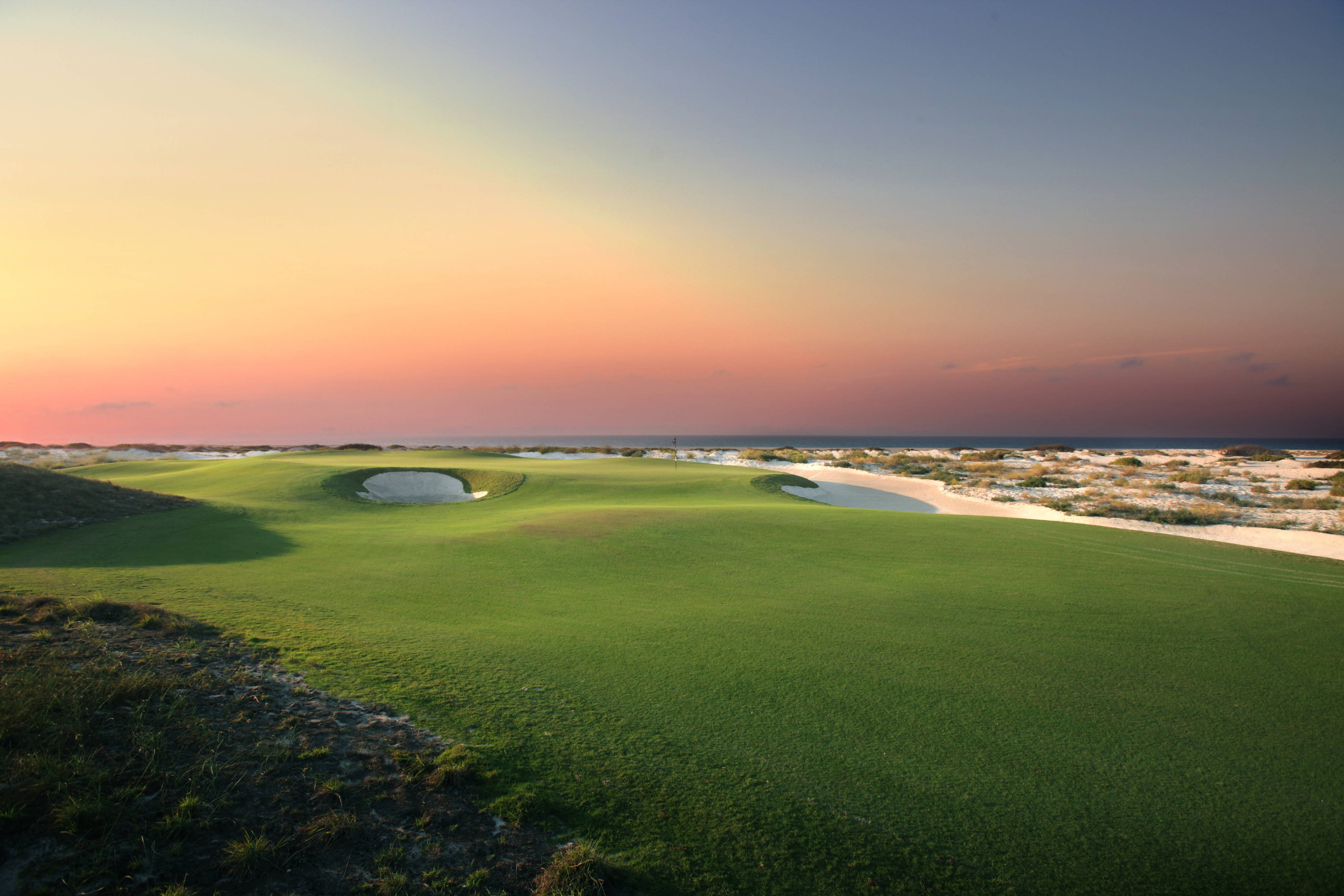 Saadiyat Beach Golf Course