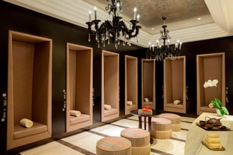 Iridium Spa Changing Room