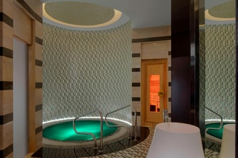 Iridium Spa Wet Area with Jacuzzi