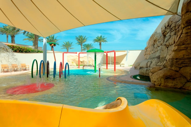 Sandcastle Kids Club Pool