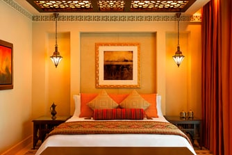 Moroccan Spa Suite - Bedroom