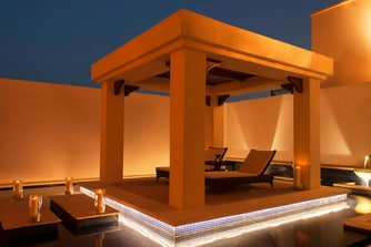 Moroccan Spa Suite - Terrace