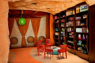 Sandcastle Club - Play Room