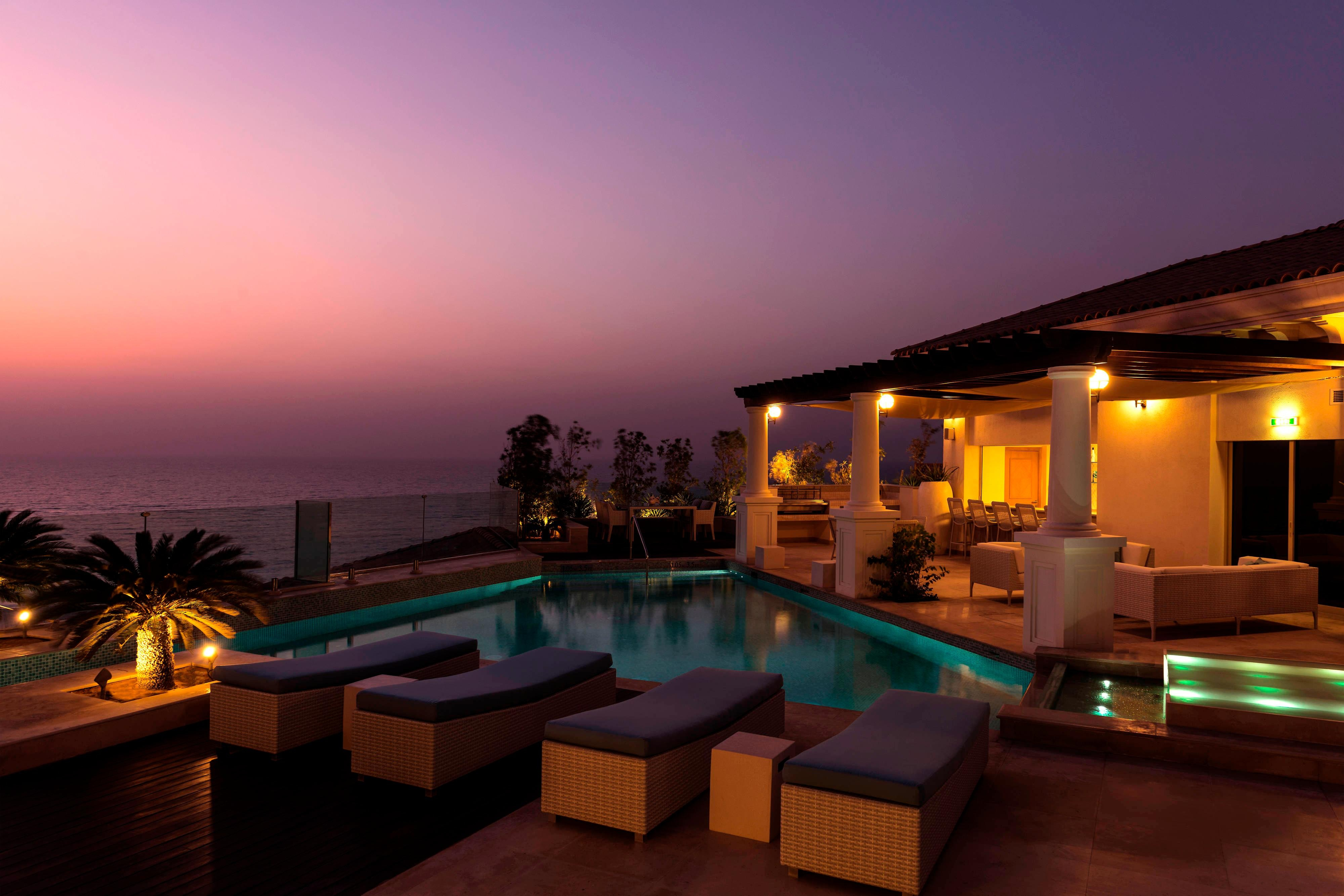 Royal Suite - Private Pool Terrace