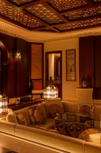 Moroccan Spa Suite - Living Room