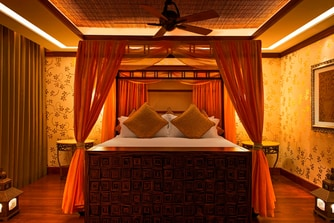 Thai Spa Suite - Bedroom