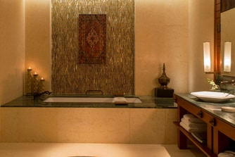 Thai Spa Suite - Bathroom