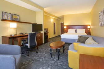 Austin Airport Hotel Rooms