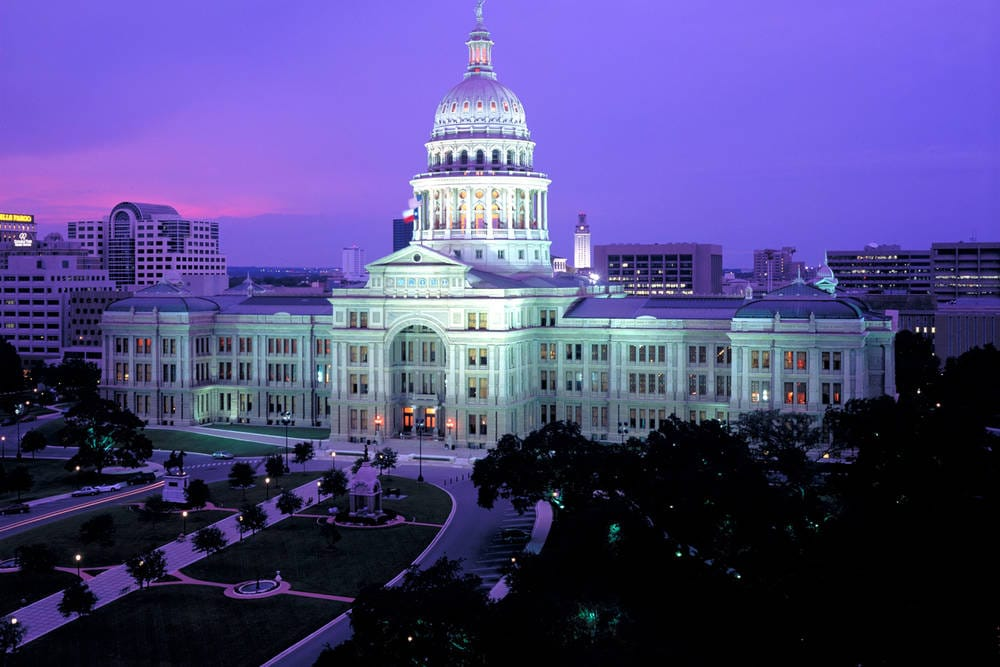 Texas' State Capital