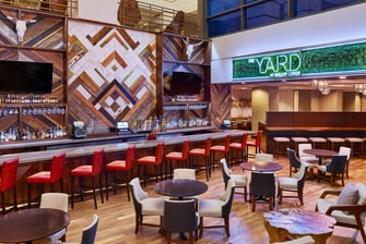The Yard Bar at Waller Creek