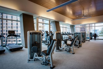 downtown austin fitness center