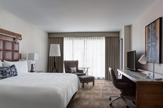 downtown austin guest rooms