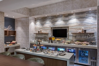 jw marriott austin concierge lounge