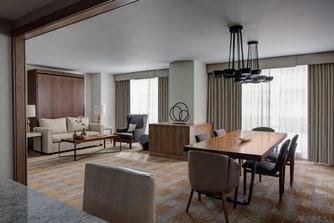 austin hospitality suites