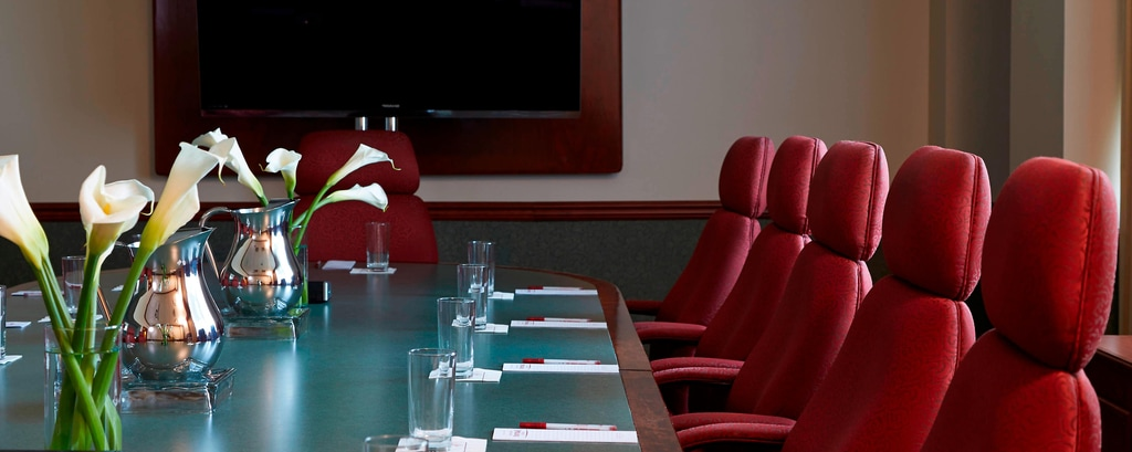 Our Round Rock Hotel Boardroom