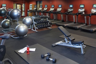 Round Rock Hotel Fitness Center