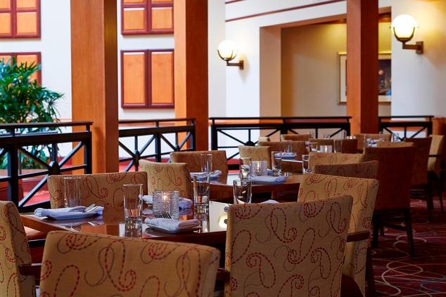 Our Round Rock Hotel Restaurant