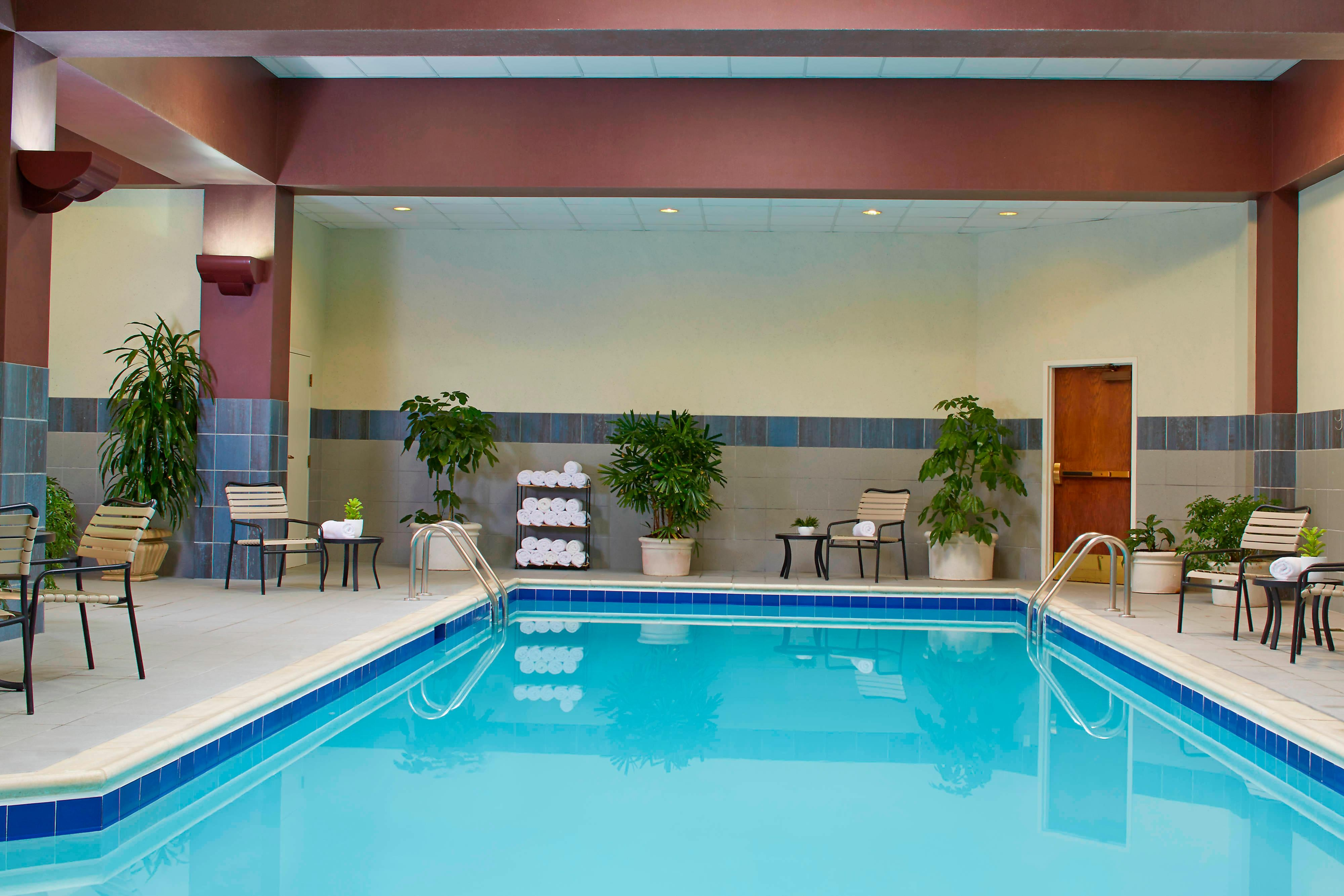 Our Round Rock Hotel Pool