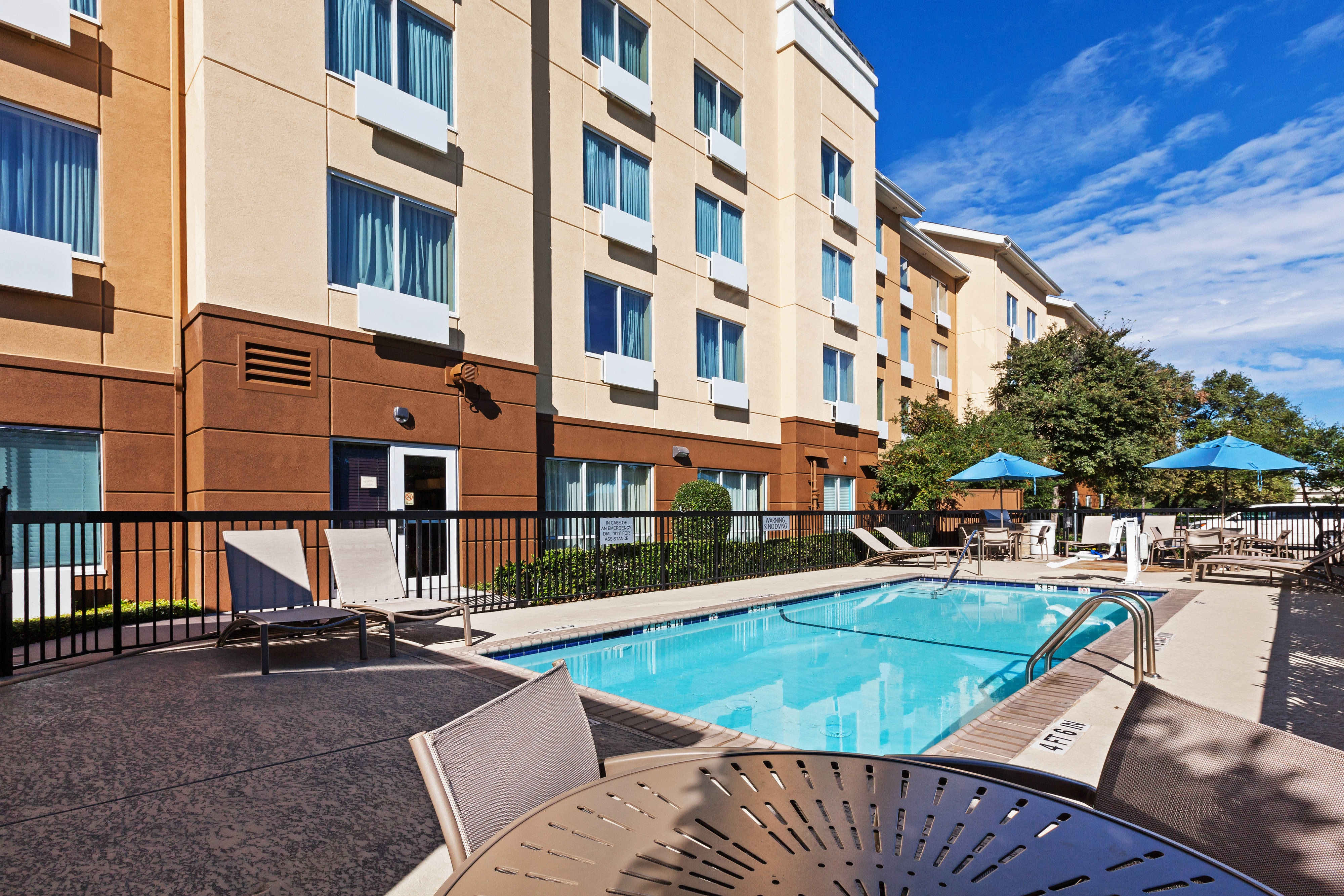Austin Texas Hotel Outdoor Pool